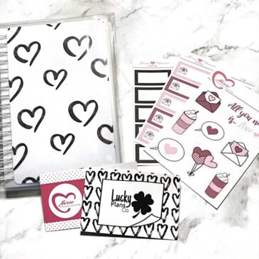 Valentines deal | Nurseplannerjourney x Luckyplansco