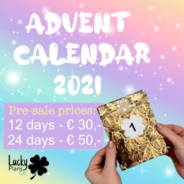 PRE-SALE: Advent Calendar 2021